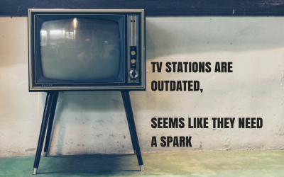 TV stations are outdated